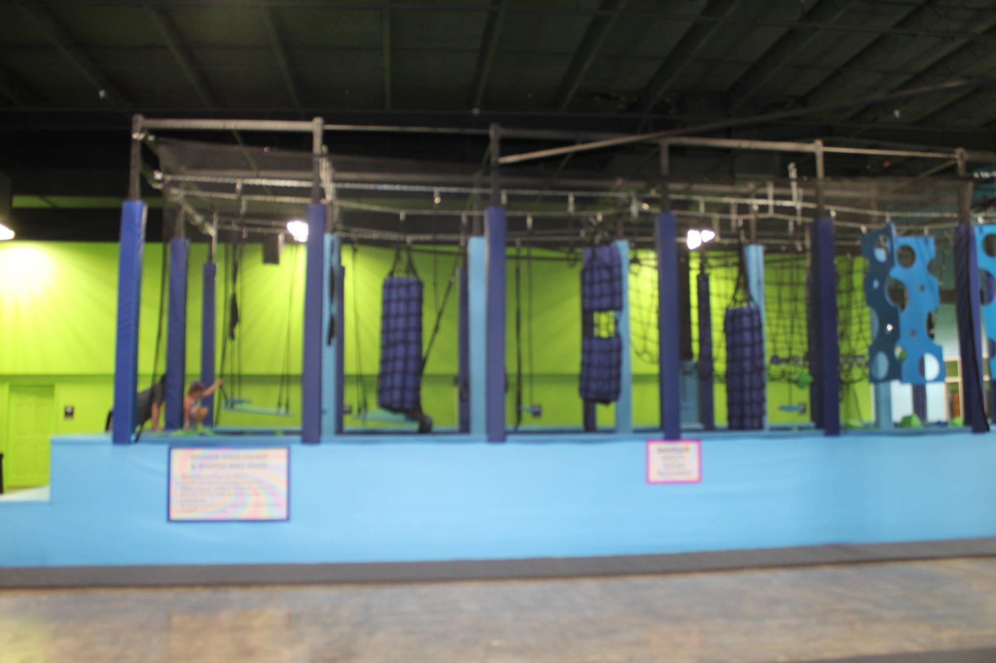Maxx Air Trampoline Park - Coming Soon