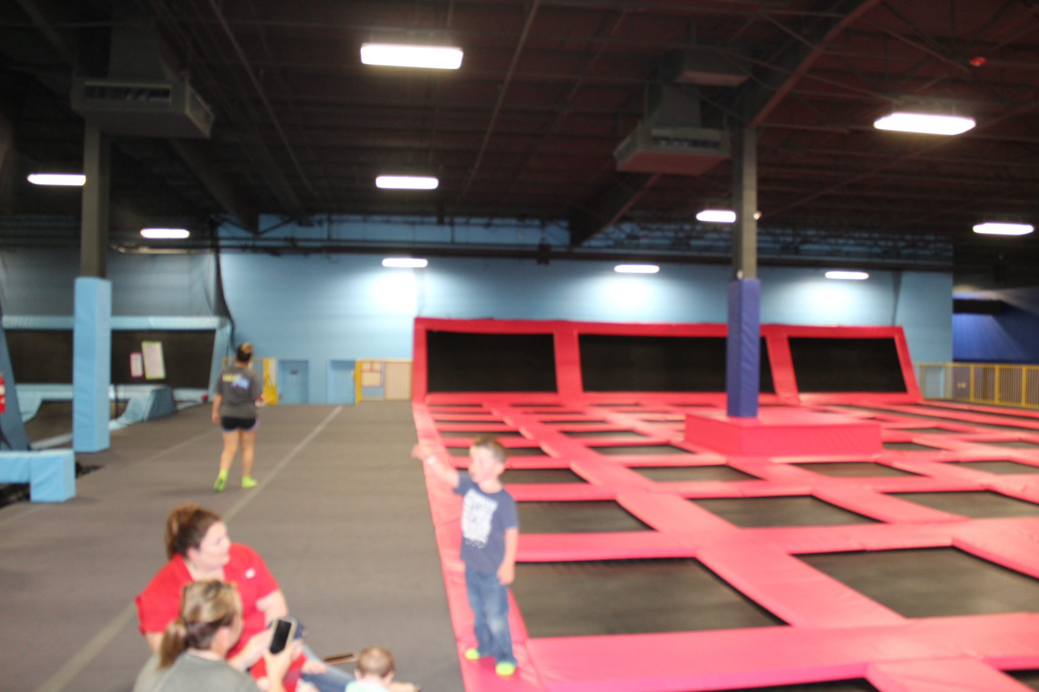 Maxx Air Trampoline Park - Coming Soon